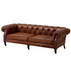 brown buffalo leather club sofa s3net sectional sofas