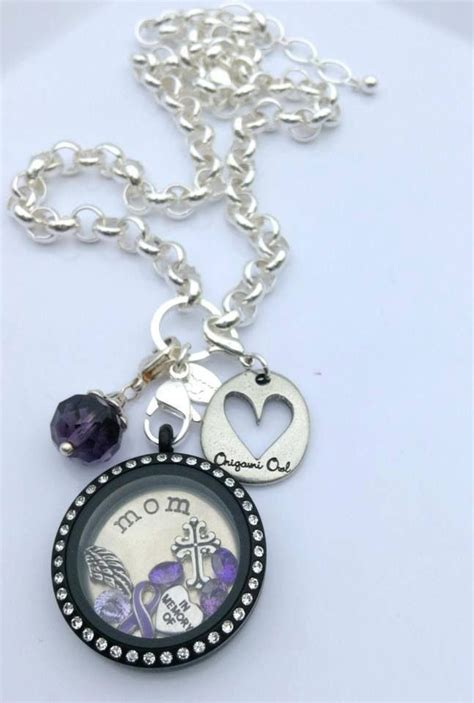 Origami Owl Black Locket Ideas - origami owl living lockets designer 2769 http