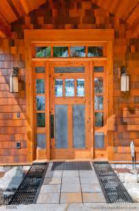 Rustic Wood Front Doors Rustic Wood Front Door Mediterranean Front Doors By Real Carriage Door Company