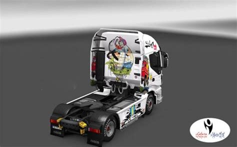 skin pack new year 2017 for iveco hiway and volvo 2012 iveco hi way quiksilver skin ets2planet com