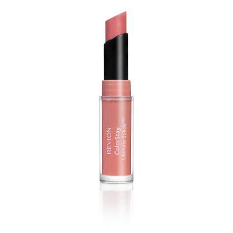 Lipstik Revlon Suede revlon colorstay ultimate suede lipstick high heels 2 5 g 163 2 95