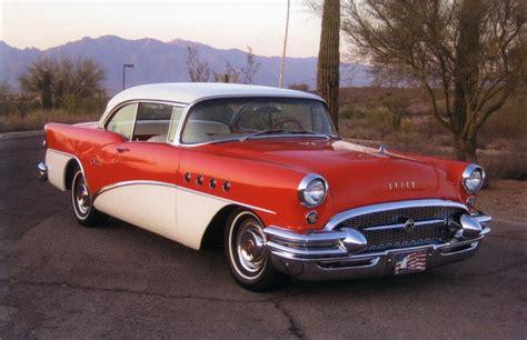 1955 BUICK CENTURY CUSTOM 2 DOOR HARDTOP   44042