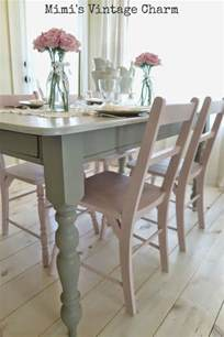 Kitchen Cabinets Painted With Annie Sloan Chalk Paint Best 20 Painted Kitchen Tables Ideas On Pinterest Paint