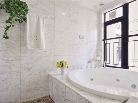 carrara marble bathrooms carrara marble bathrooms how to decorate them homesfeed
