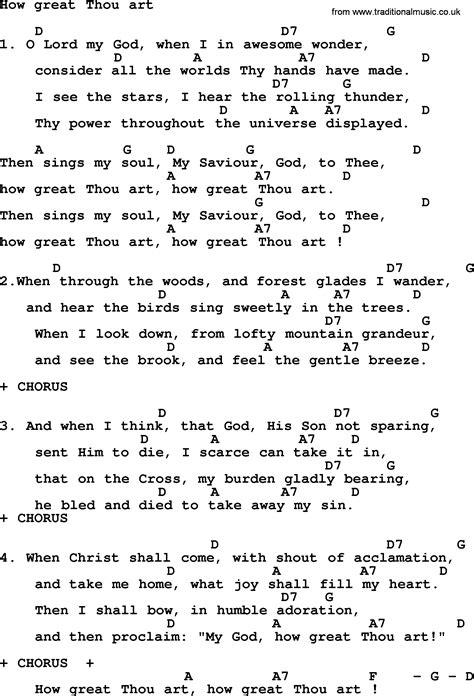 printable lyrics how great thou art how great thou art lyrics pkhowto