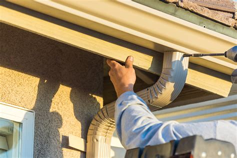 Fascia Board Installation Cost How Much Does It Cost To Replace Fascia Boards Soffits