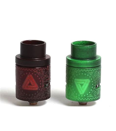Limitless Rda Changing Color Green Clone Rda Rta Rta Tank Va T0210 limitless color changing rda discount vape pen