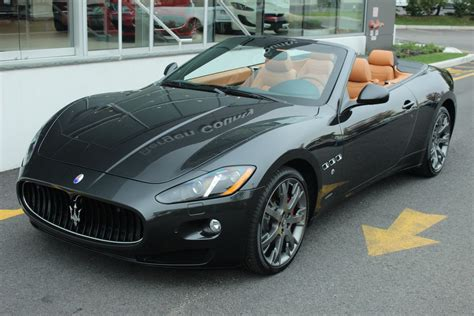 maserati granturismo 2015 2015 maserati granturismo convertible photos informations