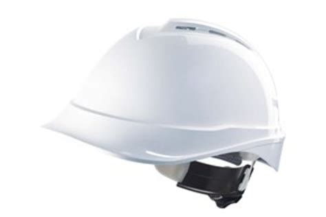 Safety Helmet Viva Fas Trac msa v gard 200 vented quot fas trac suspension quot safety helmet of 20 protective supplies