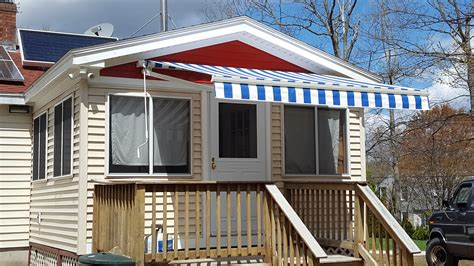 awning install in somersworth nh awningsnh