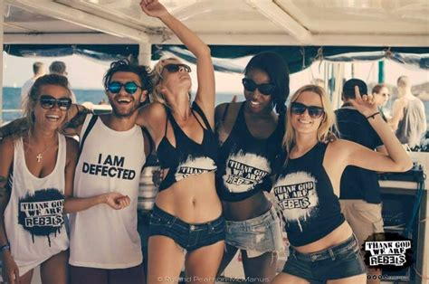 disco party boat miami get rebellious at sea with the rebels best boat party in