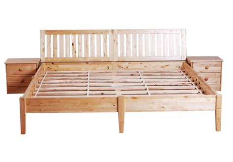 modern wood bed frame modern wood bed frame contemporary bedroom with rustic bed