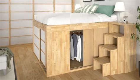 letti rialzati letto rialzato creazione di nuovi spazi letti