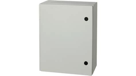 wandschrank grau wandschrank grau 735 x 270 mm polyester ip66 fibox cab p