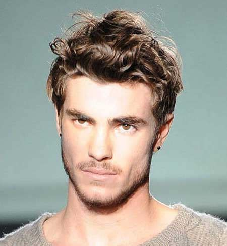 boys medium length haircuts with thick wavy hari mens medium length haircuts 2013 mens hairstyles 2018