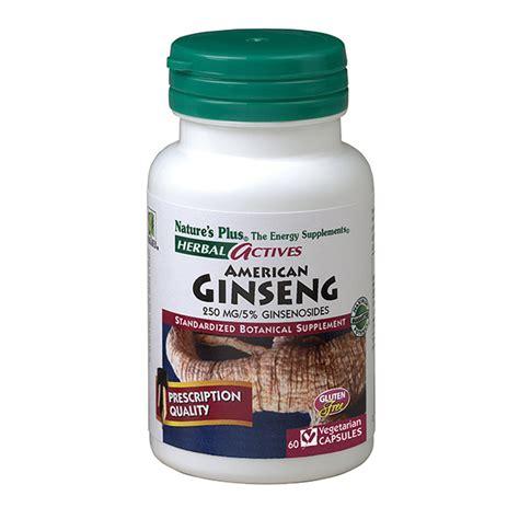Ginseng Gingseng Bubuk 250 Gram american ginseng 250 mg herbal actives 60 vcaps made by natures plus