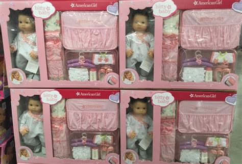 Where Can I Find American Girl Gift Cards - costco american girl gift card bitty baby deals