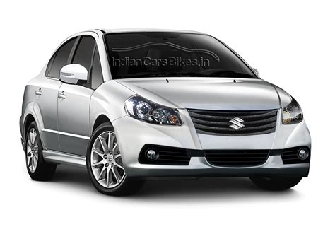 New Suzuki India The 2013 Maruti Suzuki Sx4 Sedan Could Get A Mild Facelift