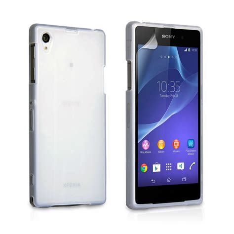 Silicon Casing Softcase Line Sony Xperia Z2 Mini roxfit standing for sony xperia z2 mobile