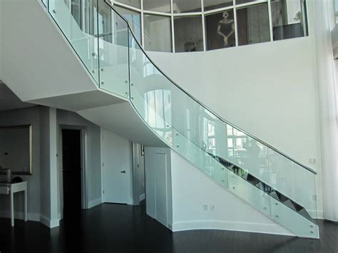 Glass Staircase Design Glass Staircase Design Artistic Stairs