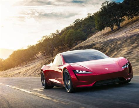Where Is Tesla Car Made Tesla Unveils Roadster 2 With 0 To 60 Mph In 2 Seconds