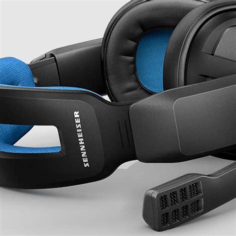 Sennheiser Gaming Headset Gsp300 For Pc Mac Ps4 Black sennheiser gsp 300 closed back gaming