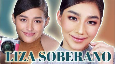 by request liza soberano make up tutorial liza soberano inspired makeup tutorial raiza contawi
