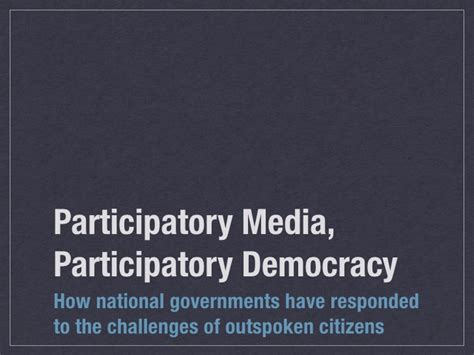 we decide theories and cases in participatory democracy global ethics and politics books participatory democracy participatory media