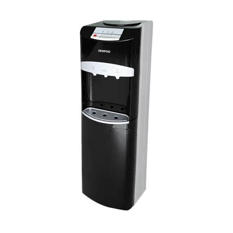 Dispenser Galon Bawah Denpoo jual denpoo ddb 29 dispenser galon bawah hitam