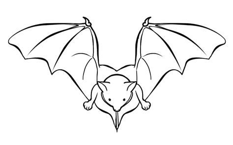 Bumblebee Bat Coloring Page | stella luna coloring page bumblebee bat coloring page