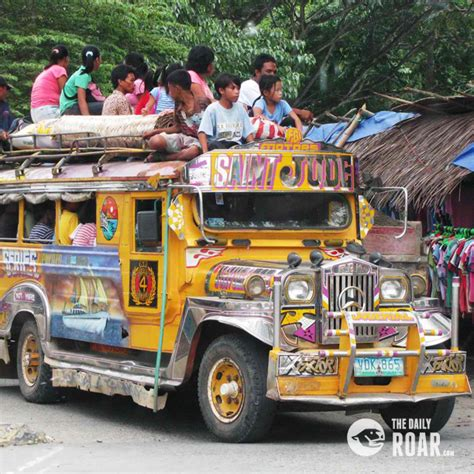 jeep philippines inside jeepney king of the road the philippines the daily roar