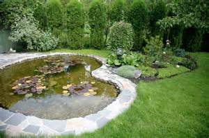 Patio Pond 37 Backyard Pond Ideas Designs Pictures