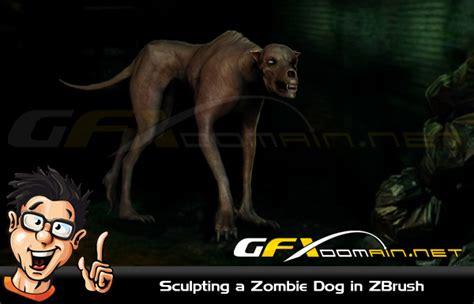 zombie dog tutorial digital tutors sculpting a zombie dog in zbrush