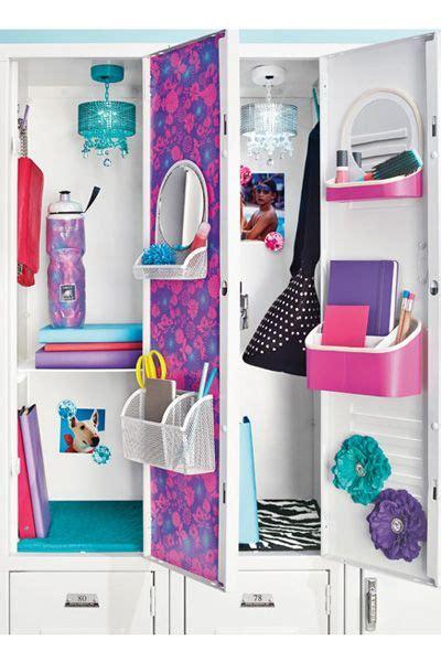 Locker Designs Ideas by 25 Best Ideas About School Locker Decorations On