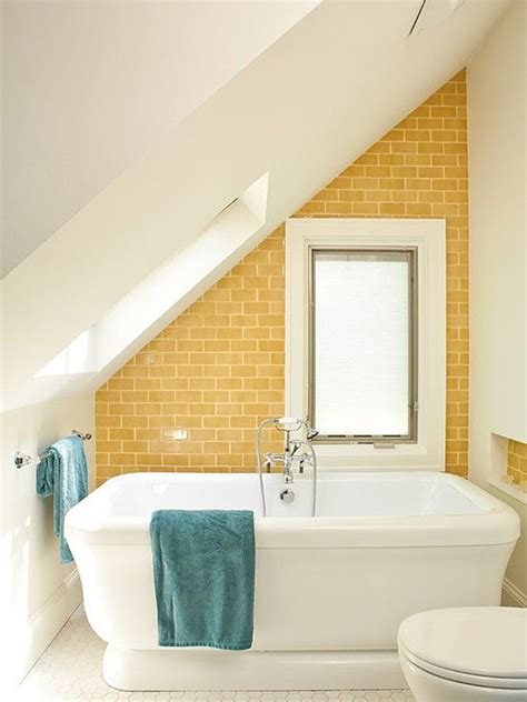 small attic bathroom ideas small attic bathroom decoration