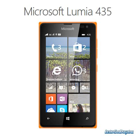 how to dowload opera mini on lumia 435 microsoft lumia 435 letsgodigital