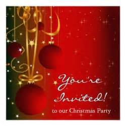 free christmas party invitations templates 2017