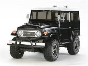 Toyoya Jeep Unbox Jeep Toyota Land Cruiser 40 Controle Remoto Tamiya