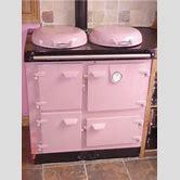pink-stove