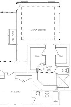 master bath floor plan except i see no need for his her master bath designs without a tub focus on master showers