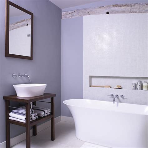 serene bathroom bathroom decorating ideas housetohome