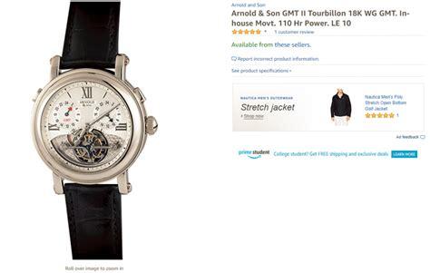 1 đ 244 i n 233 t về thương hiệu đồng hồ cao cấp arnold