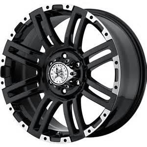 American Outlaw Truck Wheels American Outlaw Bunker Custom Rims