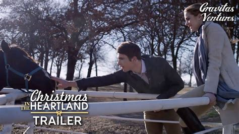brighton sharbino christmas in the heartland christmas in the heartland i trailer sierra mccormick