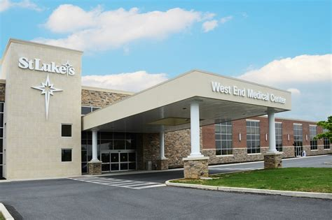 Lehigh Valley Hospital Detox by Allentown West End Center St Lukes Physical