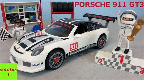 playmobil porsche playmobil porsche 911 gt3 cup auspacken seratus1