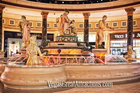 caesars forum shops map forum shops at caesars palace las vegas