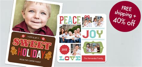 free printable christmas cards snapfish snapfish holiday cards save 40 free shipping