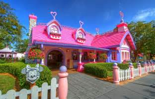 disney home disney house minnies home pink image 102266 on