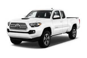 Toyota Trd Sport 2017 Toyota Tacoma Reviews And Rating Motor Trend